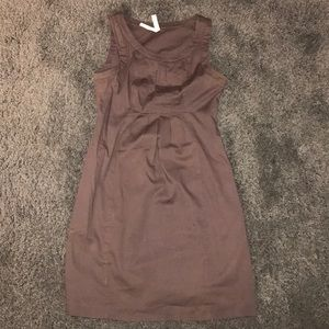 Anthropologie Maeve She Who Is Beautiful Brown